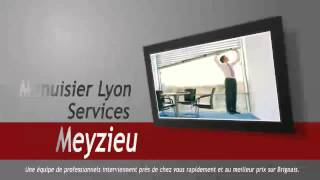 Menuisier Meyzieu : Dépannage Menuiserie à MEYZIEU au 04 37 708 662 - Menuisier 69330
