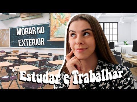 INTERCÂMBIOS PARA TRABALHAR E ESTUDAR NO EXTERIOR   Mi Alves