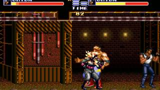[PC] Streets of Rage: Remake v5.0 (Adam Hunter) Прохождение / Walkthrough part 2