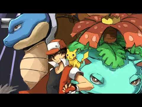 Red Vs. Gold  Pokémon Rap Battle [INSTRUMENTAL]