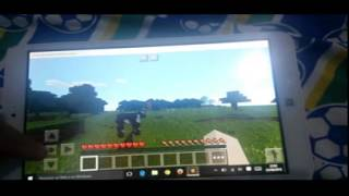 minecraft windows 10 edition no tablet icc