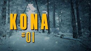 KONA #01 • Detektiv im Schneesturm • Kona Gameplay German • Deutsch