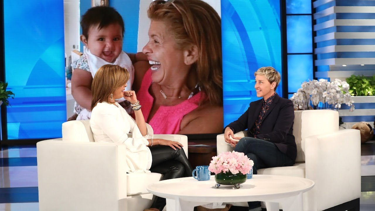 Hoda Kotb adopts second baby at 54