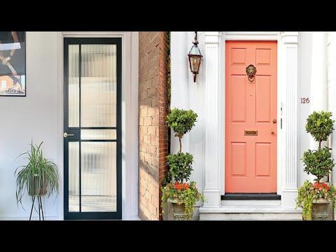 Межкомнатные двери 2020: Лучшие 5 Трендов Дверей 2020 года / Дизайн Дома