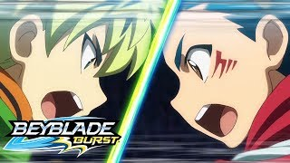 BEYBLADE BURST Episode 43 Sneak Peek