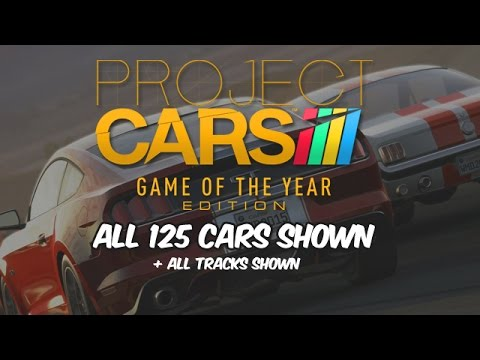project cars game of the year edition all cars tracks. Black Bedroom Furniture Sets. Home Design Ideas