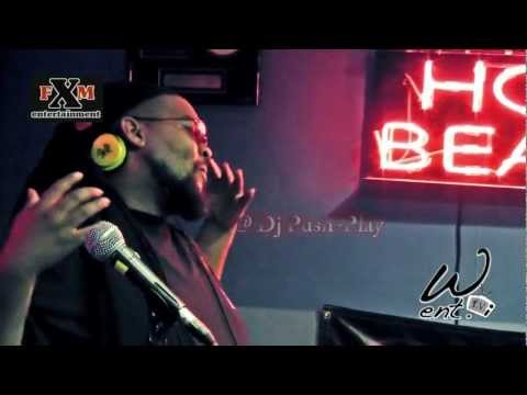 FMX Entertainment - The Feel Mason Live Show EP6 ft. C-City, and GFA Only On W.A.S.T.E TV