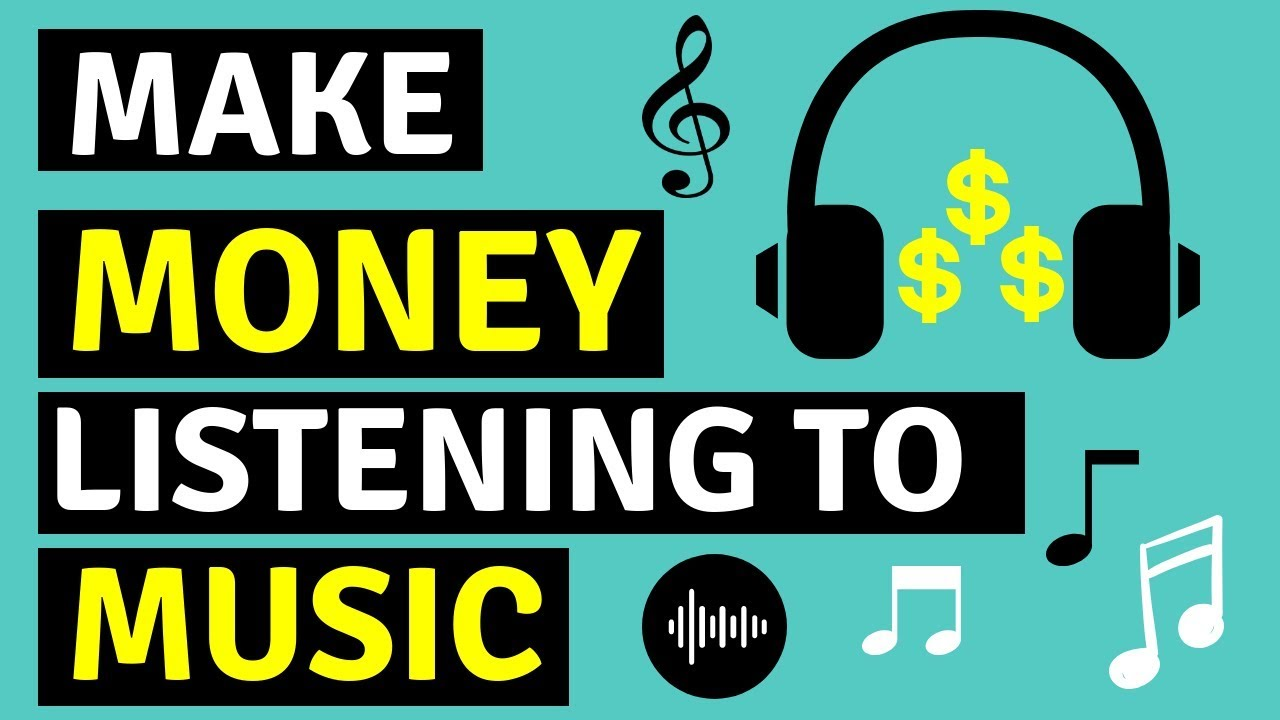 How to Make Money Listening to Music - Available Worldwide