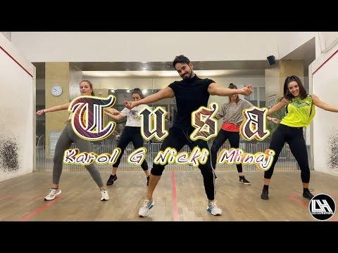 TUSA - Karol G & Nicki Minaj by Lessier Herrera Zumba