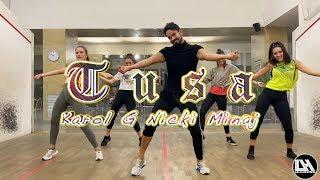 Baixar TUSA - Karol G & Nicki Minaj by Lessier Herrera Zumba