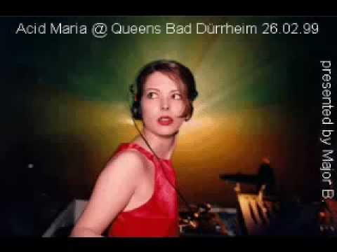 Acid Maria @ Queens Bad Dürrheim 26.02.99
