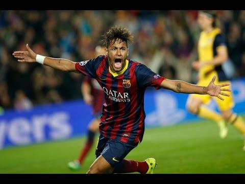 Neymar Jr ● Top 10 Goals - Barcelona  2013/2015  HD