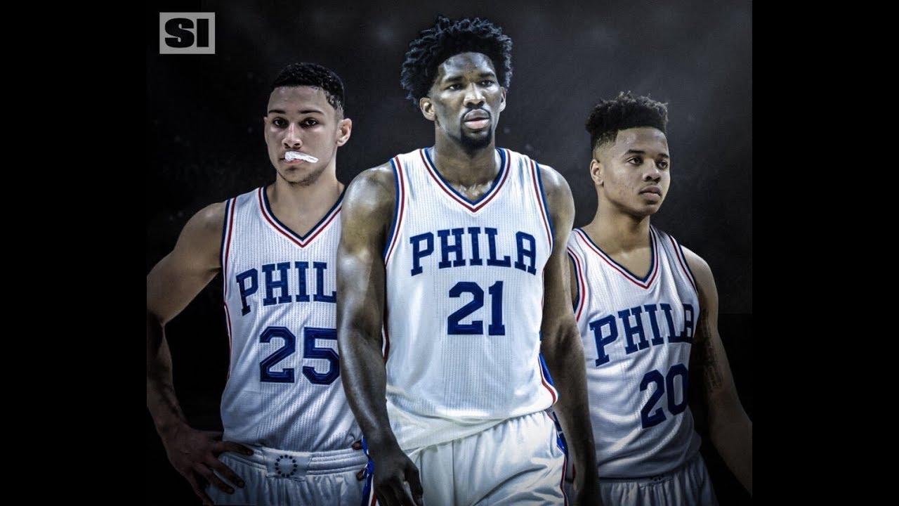 Image result for 2018 philadelphia 76ers