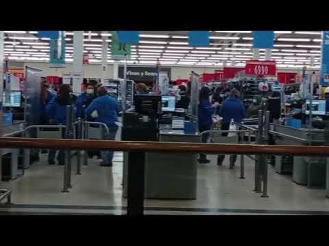 Querella contra Supermercado Lider por accidente de trabajador aplastado por palet
