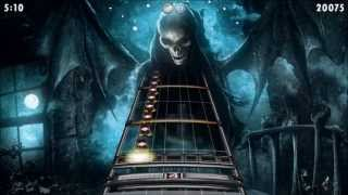 Nightmare - Avenged Sevenfold (Real Drums Custom Chart)