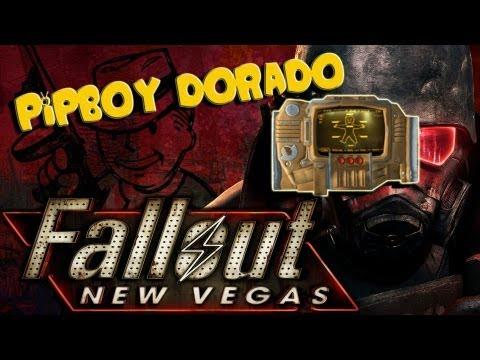 Como conseguir PipBoy Dorado en Fallout New Vegas
