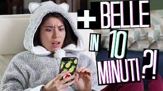 COME ESSERE PIÙ BELLE IN 10 MINUTI?!? 😱⏰ MI PREPARO CON VOI MAKEUP+OUTFIT !   Adriana Spink