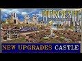 New Upgrades (Castle) - mod for Heroes 3 VCMI I Test alpha version