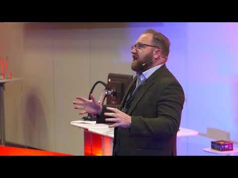 How to boost UK exports & international trade   David Leighton   TEDxUniversityofStrathclyde