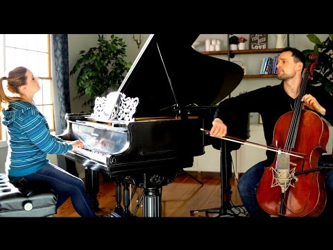 James Bay - Let It Go (Cello + Piano Cover By Brooklyn Duo)