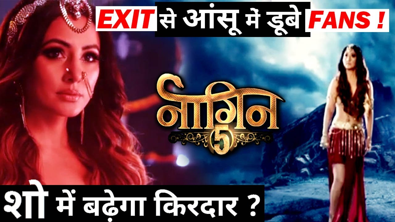 NAAGIN 5 Hina Khan's Fans Gets Emotional After Her Exit; Will Makers Extend The Role of Hina in Enti
