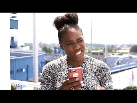 Serena Williams | WTA Live Fan Access presented by Xerox | 2015 Western & Southern Open