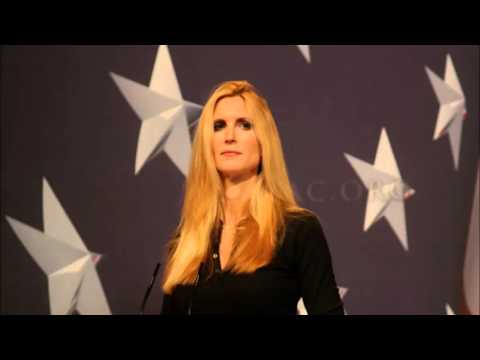 Ann Coulter on The Costa Report (1/14/2016)