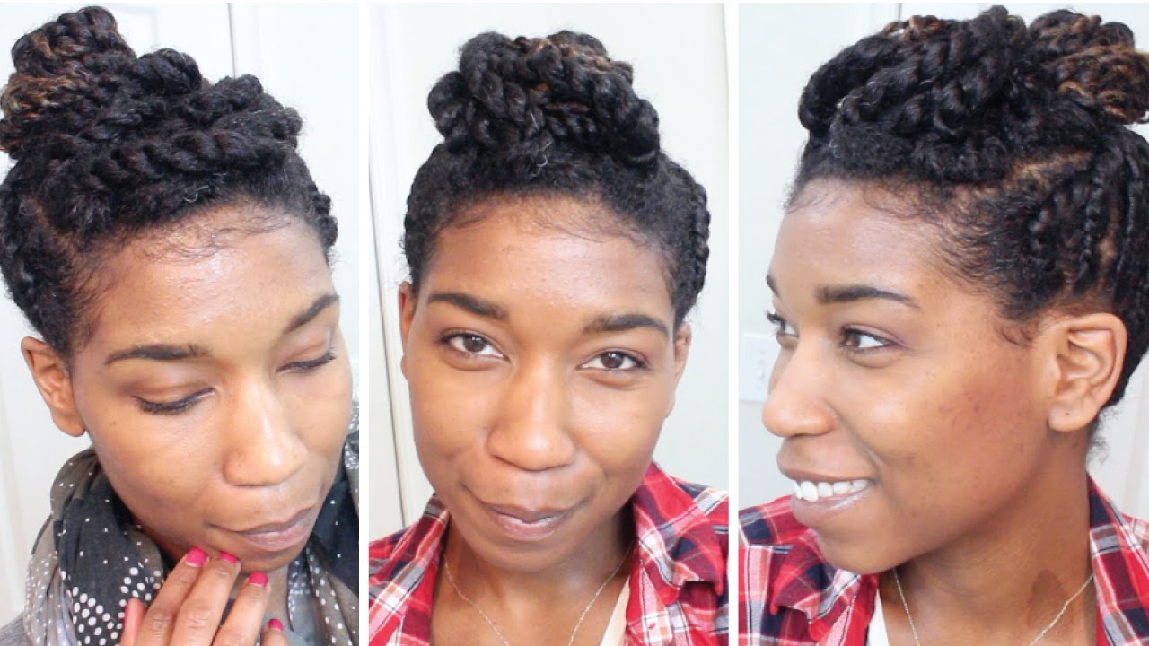 Chic Customizable Protective Style For Natural Hair Naptural85
