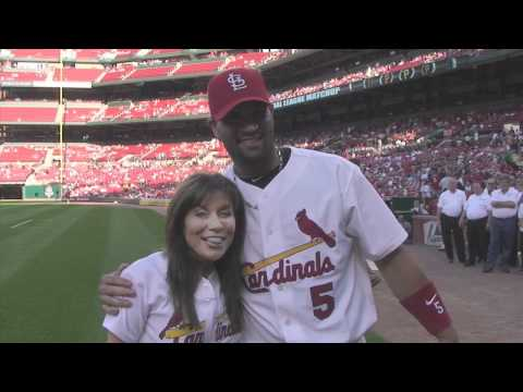 St. Louis Cardinals - First Pitch!