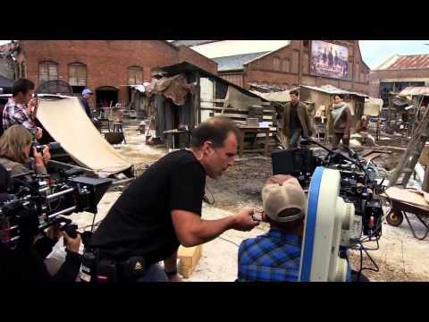 Hunger Games : L'Embrasement | Vidéo du Tournage