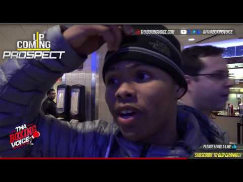 SHAKUR STEVENSON: I'ma go on record Terence Crawford beat my ass!