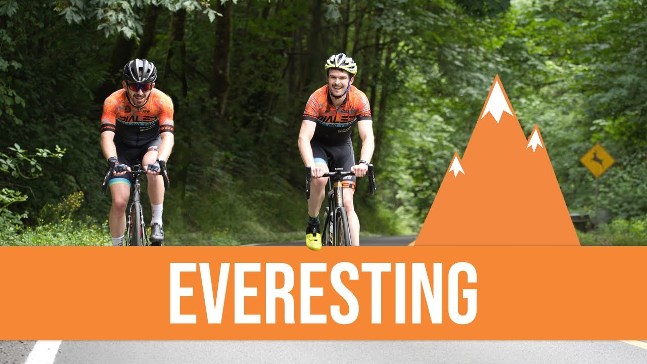 What is Everesting?