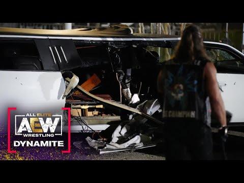 Total Annihilation! The Inner Circle Wreaks Havoc   AEW Friday Night Dynamite, 6/11/21