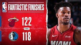 DRAMATIC OT THRILLER In Dallas between the Heat & Mavericks | Dec. 14, 2019