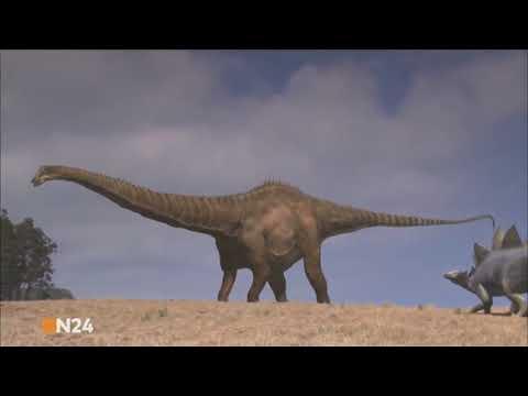 Мир после динозавров  Конец света 1 серия