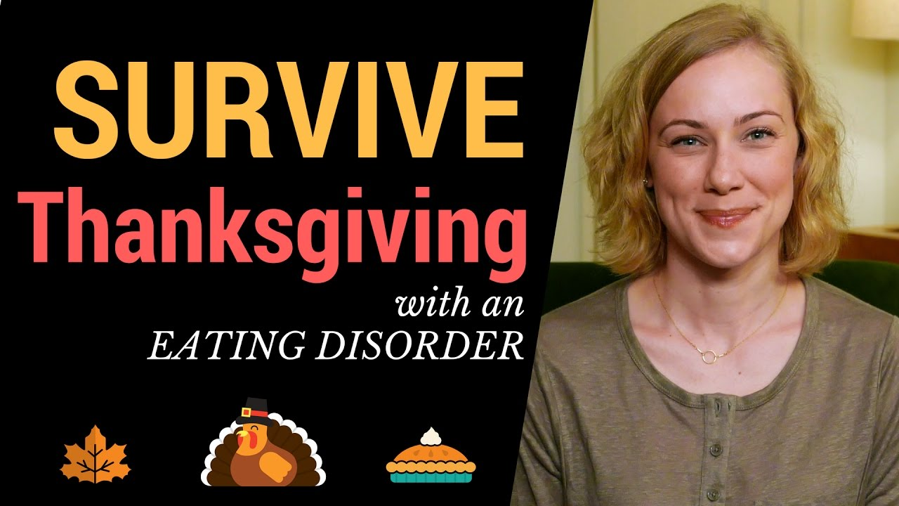 Workbooks eating disorder workbook : How to Survive Thanksgiving with an Eating Disorder! Kati Morton ...