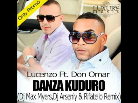 Don Omar ft. Lucenzo - Danza kuduro (Dj Max Myers, Dj Arseniy & Rifatello remix)
