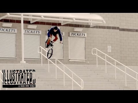 Vans BMX Illustrated: Bruno Hoffman Full Part | Illustrated | VANS