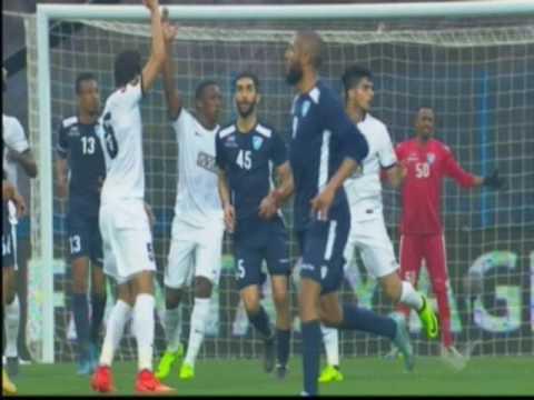 Goal By Ahmed Khalil AGL 19 hatta vs Al Ahli