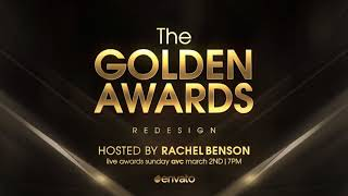 Golden Awards Opener Redesign  - After Effects template from Videohive