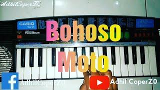 Bohoso Moto cover Piano by:AdhilCoperZ0
