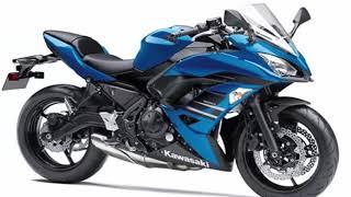 Kawasaki Ninja 650 Blue colour launched – Price Rs 5.33 lakh