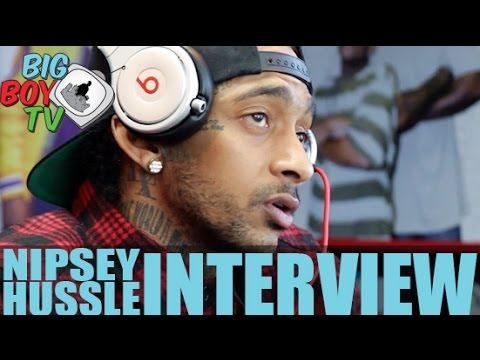 Download Nipsey Hussle FULL INTERVIEW | BigBoyTV