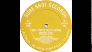 deep freeze productions melting point