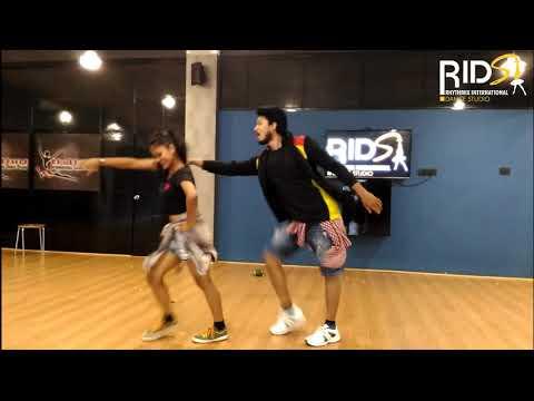 """Hawa Hawa   mubarakan movie   Dance choreography by nawin D"""""""