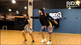 Hawa Hawa | mubarakan movie | Dance choreography by nawin D