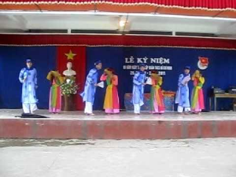 Cây đa quán dốc - 12C THPT Lê Quý Đôn - Nam Định