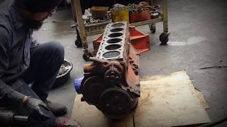 1962 Chevy nova engine, 194 chevy engine, 230 chevy engine rebuild