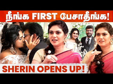 Celebrities 3 கல்யாணத்துக்கு மேல பண்ணுறது சரியா? தவறா ? Actress Sherin opensup   Bigg Boss Tamil