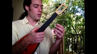 Stuart Fuchs Ukulele Lessons:  Making Bar Chords Easier